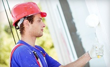 Seven Hours of Painting Services by One or Two Professional Painters from 1-888-WOW-1DAY! (Up to 52% Off)