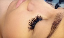 30, 50, or 80 Eyelash Extensions per Eye at Suki Day Spa (Up to 58% Off)