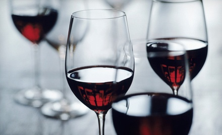 Wine Tasting with Souvenir Glasses for Two or Four at Oak Creek Vineyard and Winery (Up to 53% Off)
