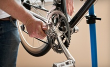 Basic Tune-Up for One or Two Bikes at Jinji Cycles (Up to 51% Off)