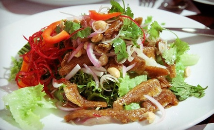 $10 for $20 Worth of Thai Food at Tub Tim Thai Restaurant