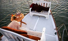 Couples Wine-Tasting Cruise for Two or Four with Appetizers from Corks Away (Up to 63% Off)