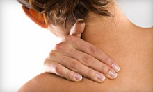 Health Evaluation with Options for One or Three Massages at Advanced Chiropractic Health Center (Up to 83% Off)