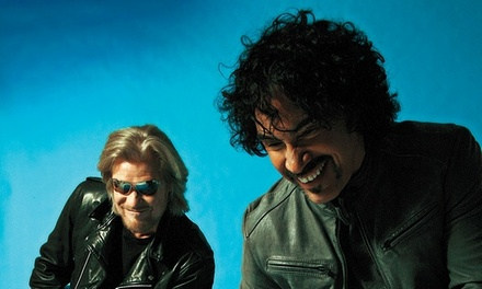 Daryl Hall & John Oates at Verizon Wireless Amphitheater Irvine on August 30 at 7:30 p.m. (Up to 30% Off)