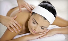 Two 60- or 30-Minute Massages at Khouri Chiropractic Health Massage (85% Off)
