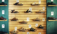 $39 for $80 Worth of Shoes and Custom Orthotics at Foot Dynamics
