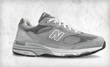 $25 for $50 Worth of Footwear and Clothing at New Balance Roseville