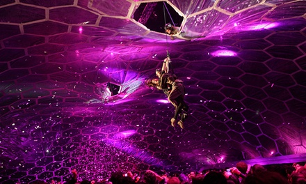 Wayra: Fuerza Bruta at Daryl Roth Theatre on August 8–January 4 (Up to 51% Off).