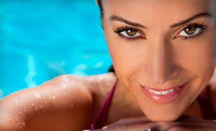 One, Two, or Three Custom Spray Tans at Hush Nail Boutique (Up to 60% Off)