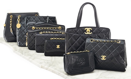 Vintage Chanel Handbags. Multiple Styles Available.