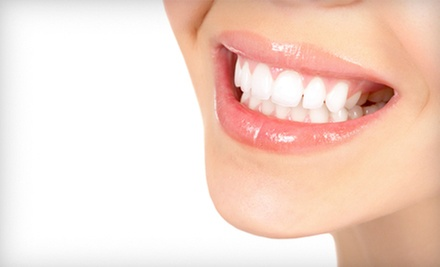 Dental-Exam Package with X-rays, Take-Home Teeth-Whitening Kit, or Both from Kent S. Lamoreux, DDS (Up to 82% Off)