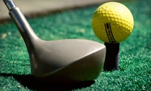 One or Two 30-Minute Private Lessons or a 60-Minute Group Lesson for Up to Four at Pro Golf Academy (Up to 61% Off)