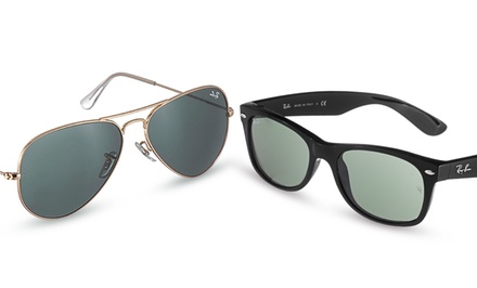 Ray-Ban Sunglasses. Multiple Styles Available from $99.99–$129.99.