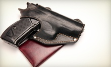 10-Hour Concealed-Handgun-License Class with Gun Rental for One or Two at Texas Handgun Academy (Up to 62% Off)