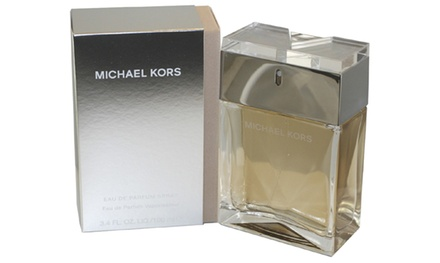 Michael Kors Signature Eau de Parfum for Women; 3.4 Fl. Oz.