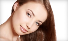 One or Three Nonsurgical Skin-Tightening Face-Lifts at Aglow Bella (Up to 63% Off)