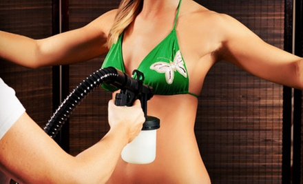 $15 for One Signature Spray Tan at Your Tanning Bar ($30 Value)
