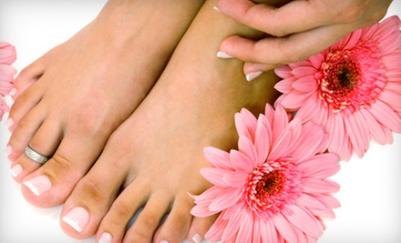 "$29 for a Mani-Pedi and a Gift Bag at Natural Nail Care ""Just for You"" in Lafayette ($68 Value)"