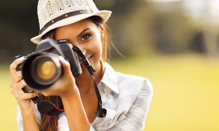 $49 for a Three-Hour DSLR Photography Class at NorthShore Photography ($225 Value)
