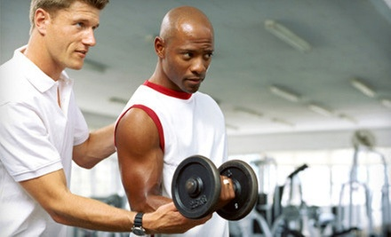 One Month of Fitness Training, or Four Athletic-Performance Sessions at Intensity Personal Fitness (Up to 78% Off)