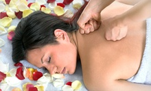 One or Three 60-Minute Therapeutic or Deep-Tissue Massages at Light Body Wellness, LLC (Up to 52% Off)