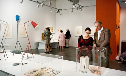 Visit for Two or Four or Membership to Pasadena Museum of California Art (Up to Half Off)