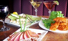American Food for Dinner for Two or Four at Garry's Grill (Half Off)