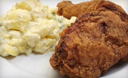 Southern Carry-Out Lunch or Dinner at Touch of Honey (Half Off)