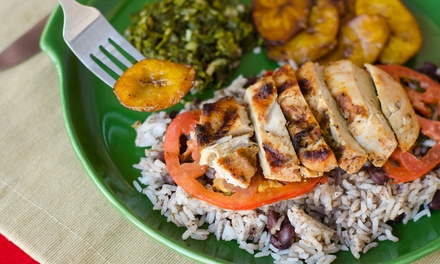 Cuban Food for Dine-In or Takeout at Cuban Restaurant Chicken Time (Up to 40% Off)