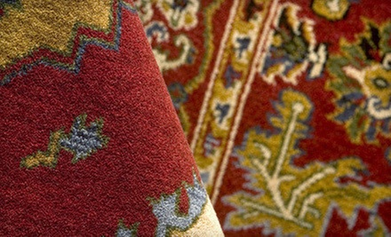 Original Persian, Traditional, and Antique Rugs at Heritage Rug Outlet (Up to 60% Off). Three Options Available.