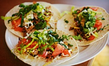 Mexican Food at Copper Caboose (Half Off). Two Options Available.