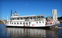 $16 for 90-Minute River Sightseeing Cruise for Two from Padelford Packet Boat Co., Inc. ($32 Value)