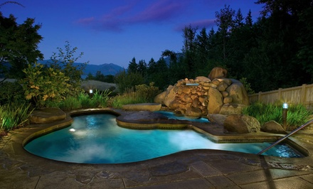 Stay at Skamania Lodge in Stevenson, WA. Dates into September.