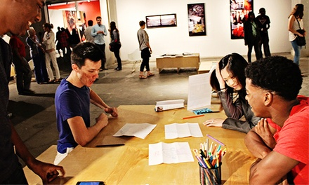 One-Year Individual or Family Membership to Centre for the Living Arts (Up to 51% Off)
