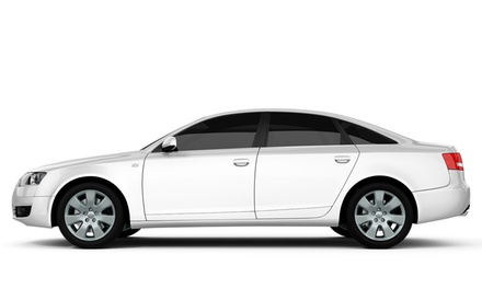 $149 for Window Tinting on a Four-Door Car at Tint Zone ($275 Value)