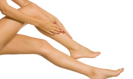 Three or Six Laser Hair-Removal Sessions on Two Areas at Laser Smooth Solutions (Up to 72% Off).
