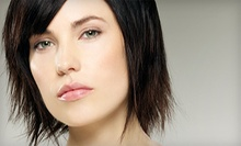 Haircut and Style with Option for Color or Highlights at Classic Cuts Hair Care (Up to 51% Off)