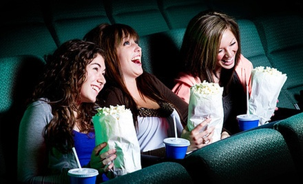 Movie Outing for Two or Four at South Pike Cinemas (Up to 53% Off)