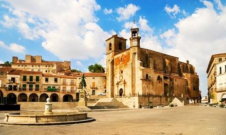 Hotel Rural Soterraña — Cáceres: 1 ou 2 noites para dois com late check-out e visita ao Castelo Trujillo desde 39€