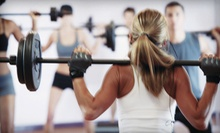 Unlimited CrossFit Classes for Two Weeks or One or Two Months of Thump Fight Gym & Fitness Center (Up to 82% Off)