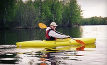Two-Hour Beginners' Kayaking Class for One, Two, or Four from Alaska Kayak Academy (Up to 54% Off))