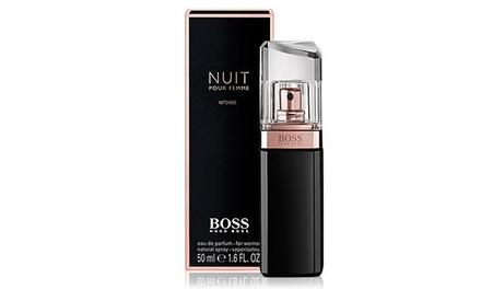 Hugo Boss Nuit Pour Femme Intense Eau de Parfum; 1.6 Fl. Oz.