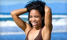 Six Laser Hair-Removal Treatments on a Small, Medium, Large, or Extra-Large Area at VIM Wellness Centre (Up to 89% Off)