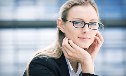 $25 for $150 Toward a Complete Pair of Prescription Eyewear at Plante Opticians
