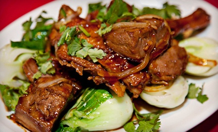 Chinese-Indian Dinner for Two or Four at Chinese Mirch (Up to 62% Off)