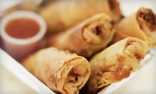 $5 for $10 Worth of Asian Cuisine at Yokohama Asian Express