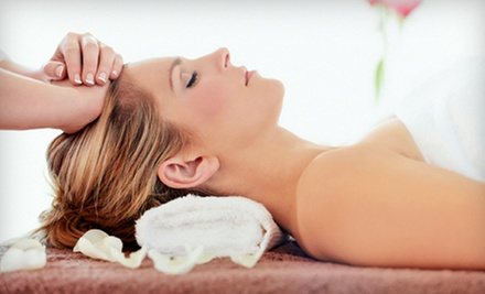 One or Three Enhanced Reiki Sessions with Hand and Foot Massages and Aromatherapy at NRGize with Carol (Up to 59% Off)