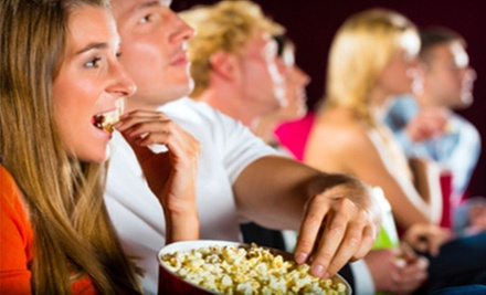 $6 for a Movie Ticket and Large Popcorn at Lexington Movie Tavern (Up to $14 Value)