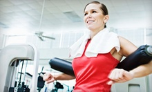 $10 for a One-Month Gym Membership with Unlimited Fitness Classes to ATI Fitness Center ($20 Value) 