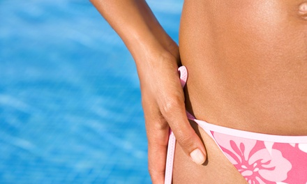 One or Three Brazilian Waxes at Salon Look (Up to 50% Off)